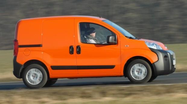 Neue Ausstattungspakete für Fiat Fiorino