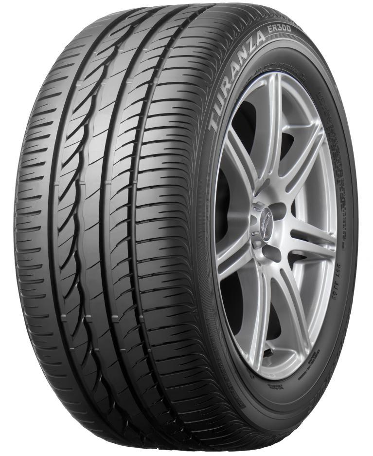 Neue rollwiderstandsoptimierte Reifen von Bridgestone