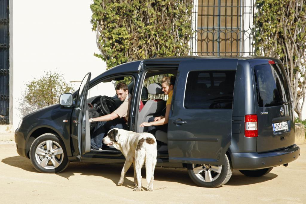 Neues Aktionsmodell des VW Caddy