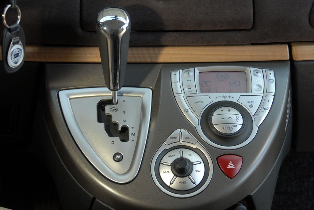 Neues Sondermodell des Lancia Phedra