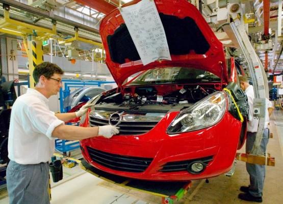 Opel fährt in Eisenach Zusatzschichten