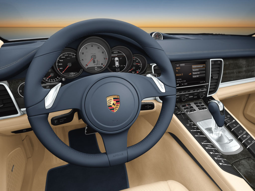 Porsche Panamera: Luxus, Sportlichkeit und Alltagsnutzen