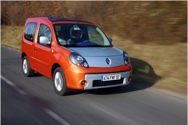 Renault Kangoo Be Bop: Kurz und klar