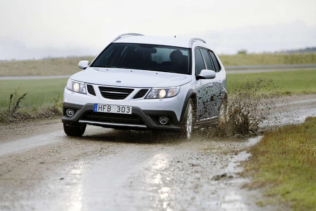Saab 9-3X: Sportlicher Kombi mit Allrad