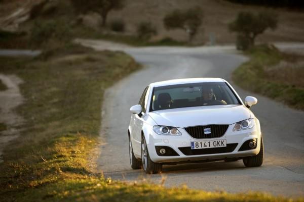 Seat Exeo: ''Audi'' auf Spanisch