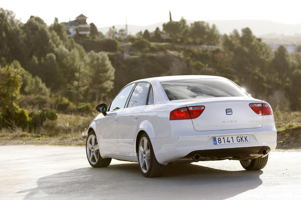Seat Exeo: ?Audi? auf Spanisch