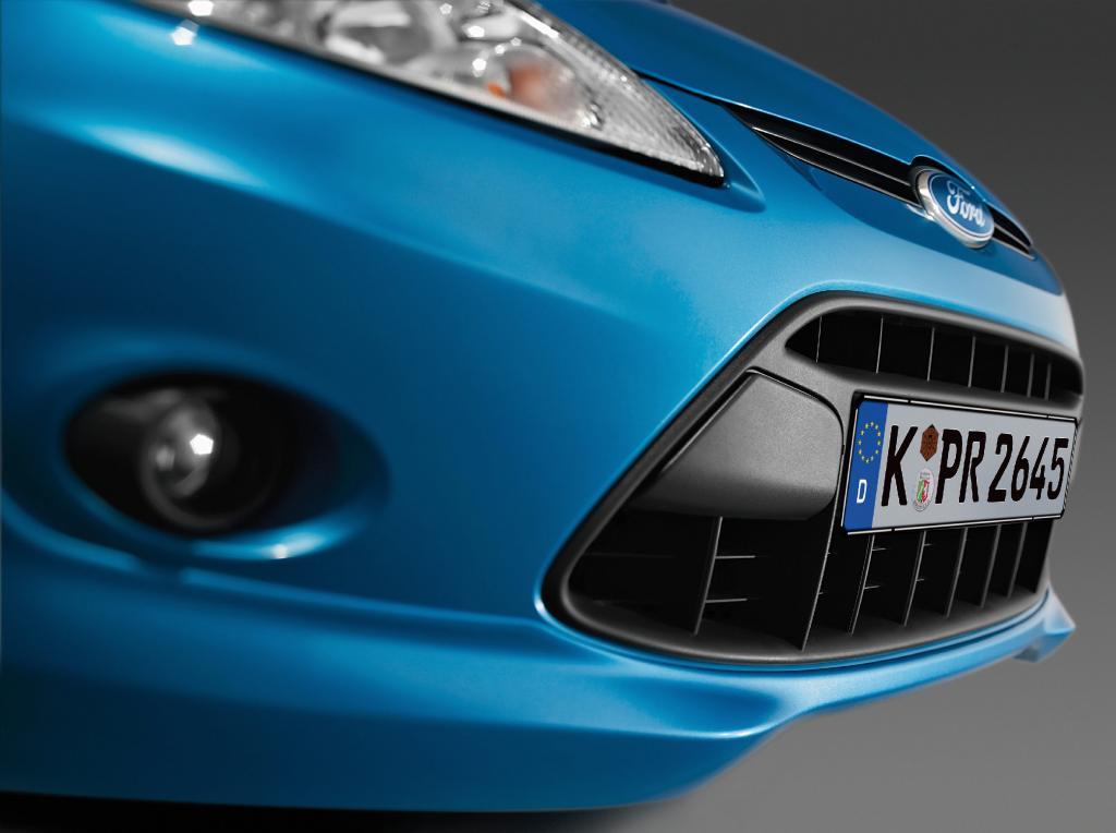Sportliches Sondermodell des Ford Fiesta
