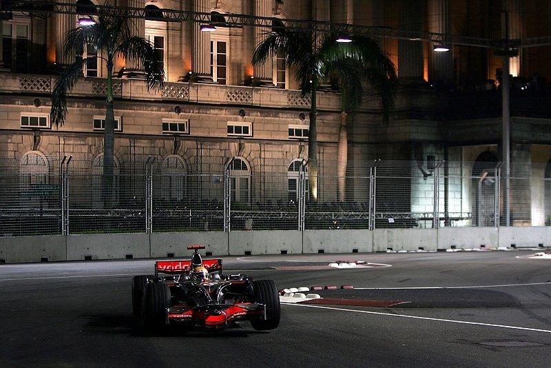 Streckenverbesserungen beim Singapur GP: Neues Layout für die Flutlichtstrecke