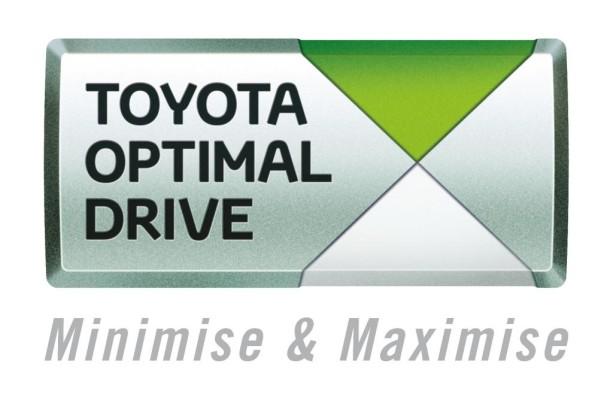 Toyota Optimal Drive für alle neuen Modelle