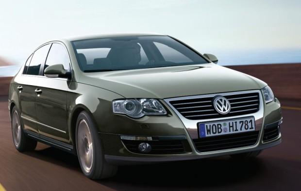 Volkswagen Passat erhält Umweltprädikat