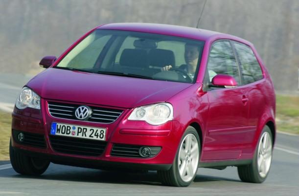 Volkswagen Polo erfolgreichster Kleinwagen