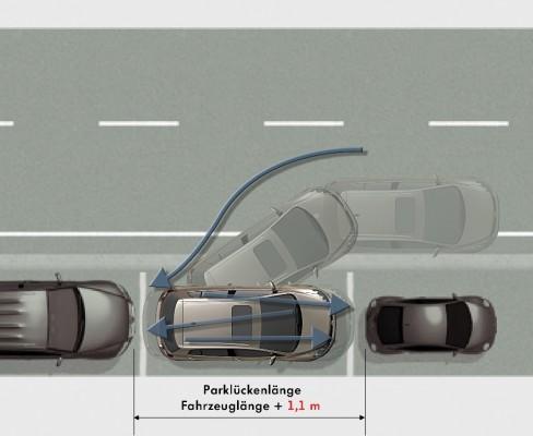 Volkswagen bringt neuen Parkassistenten