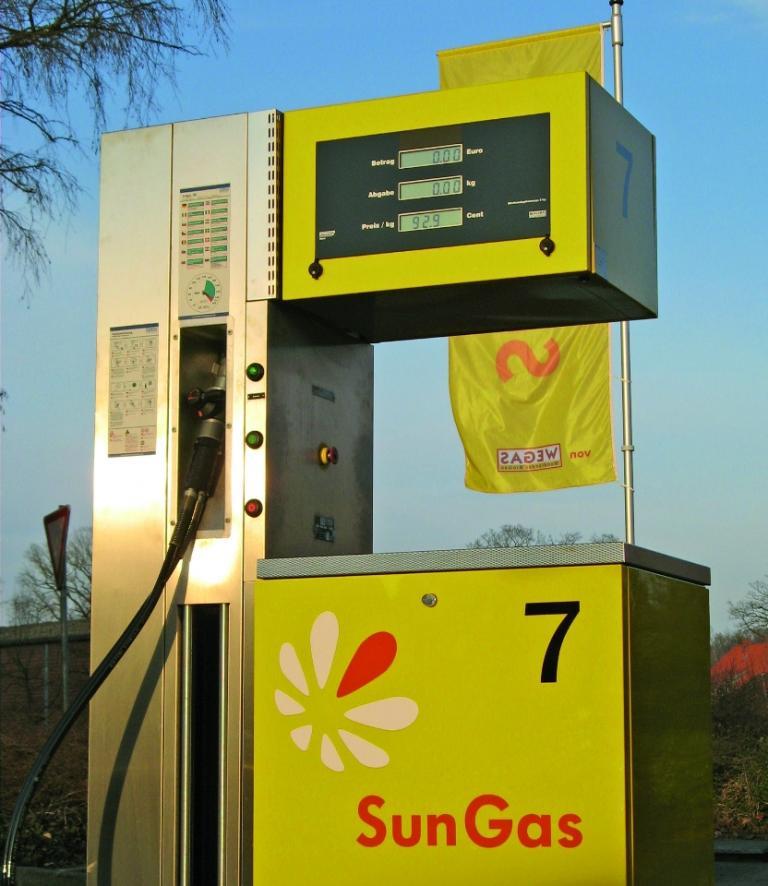 Volkswagen fördert Biogas als Kraftstoff