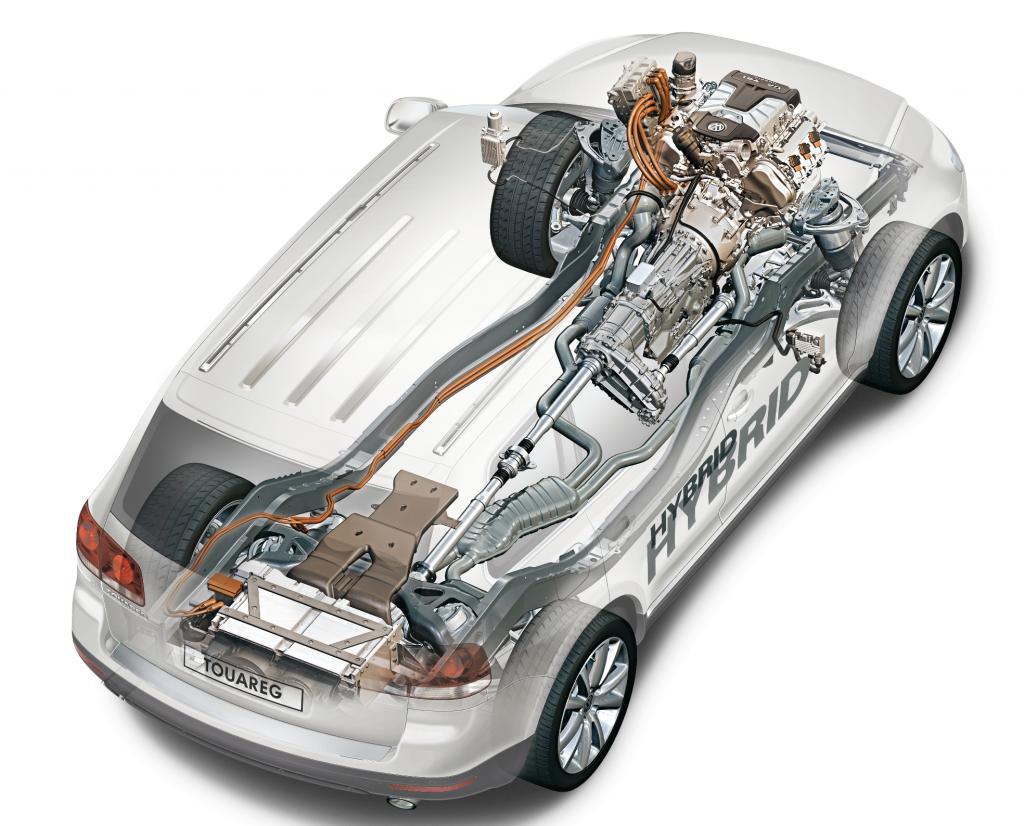 "Volkswagen präsentiert ""Blue Motion Technologies"""