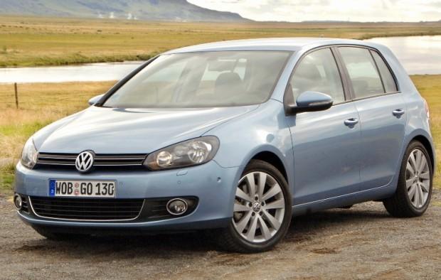 Volkswagen setzt über 500 Kilogramm Sekundärrohstoffe im Golf ein