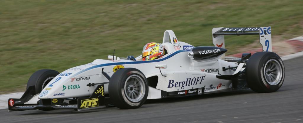 Volkswagen verstärkt Engagement im deutschen Formel 3 Cup