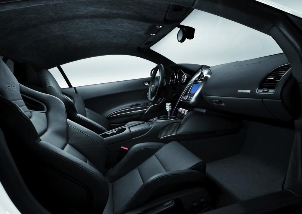 Vorstellung Audi R8 5.2 FSI Quattro: Zehn Richtige