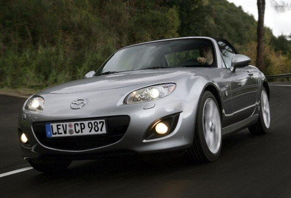 Vorstellung Mazda MX-5: Sportlich Cruisen