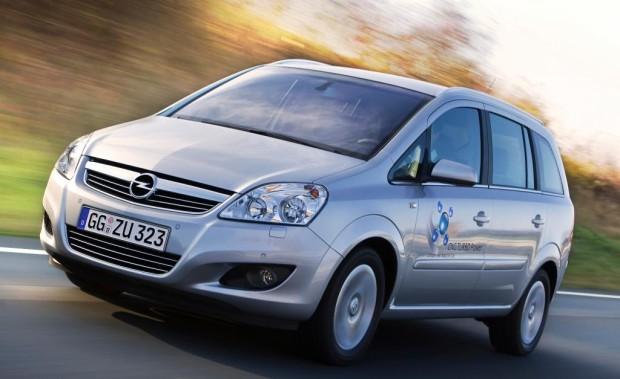Vorstellung Opel Zafira Ecoflex Turbo: Mehr Power für die Alternative
