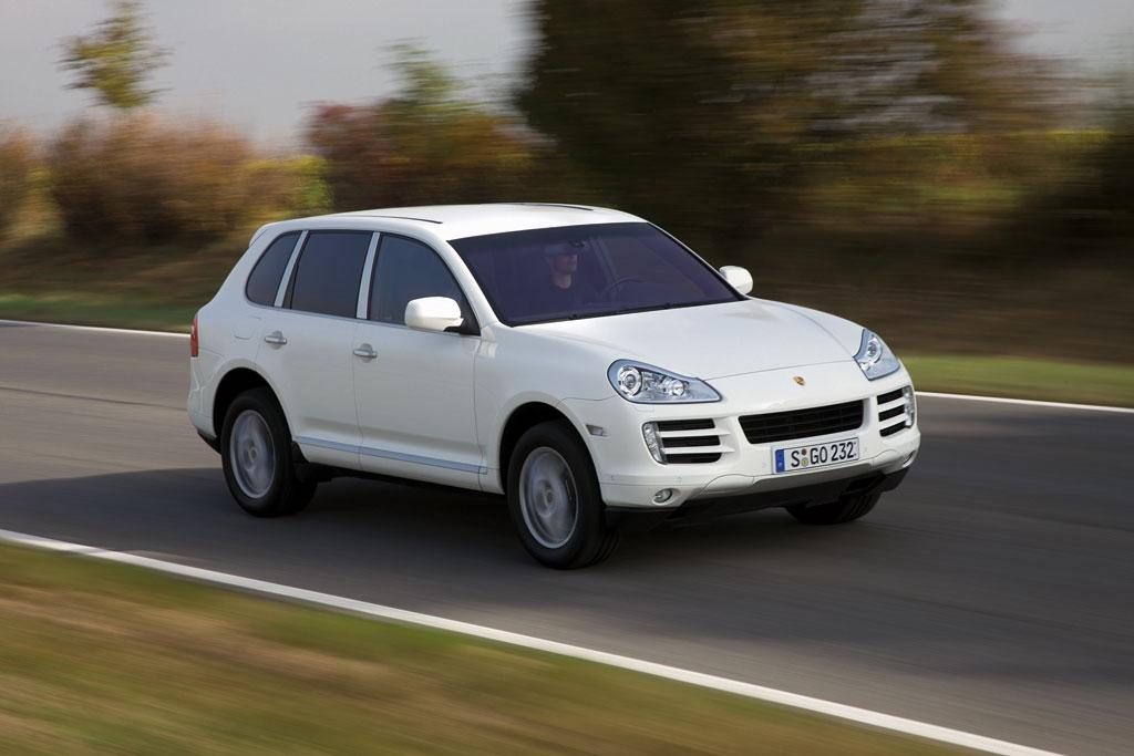 Vorstellung Porsche Cayenne Diesel V6 3.0: Auf leisen Sohlen ins Dieselsegment