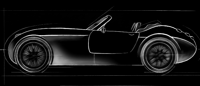 Wiesmann präsentiert in Genf den Roadster MF4