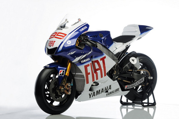 Yamaha enthüllt neues Motorrad: Mindestens so gut wie 2008