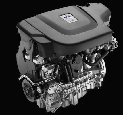 Zwei neue Dieselmotoren bei Volvo