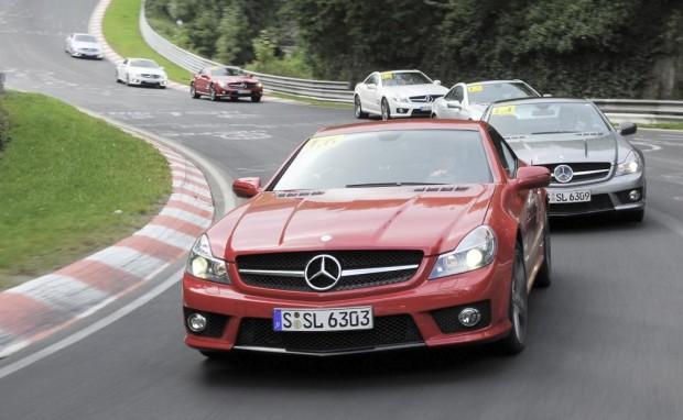 AMG Driving Academy startet in die neue Saison