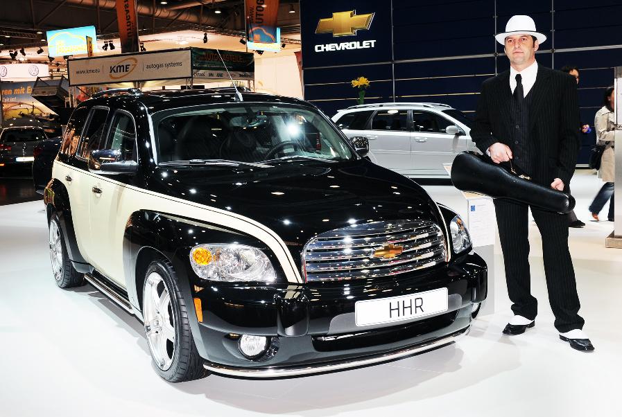 AMI 2009: Chevrolet mit Cruze und HHR Capone dabei
