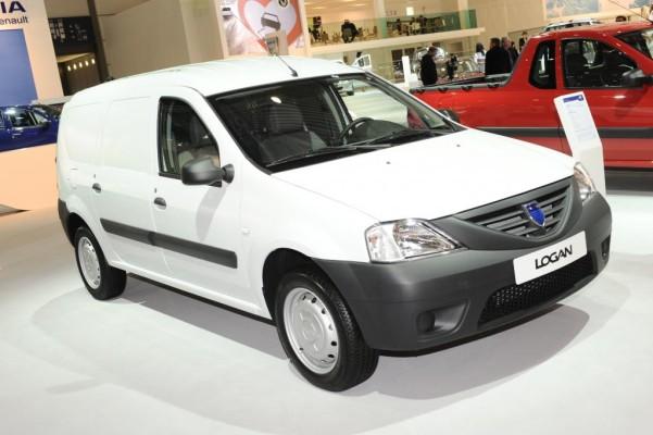 AMI 2009: Dacia zeigt die günstigsten Nutzfahrzeuge