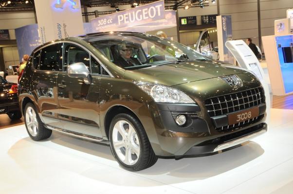 AMI 2009: Eine Welt- und zwei Deutschlandpremieren bei Peugeot