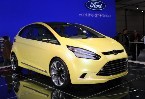 AMI 2009: Ford stellt Mondeo LPG und Iosis Max vor
