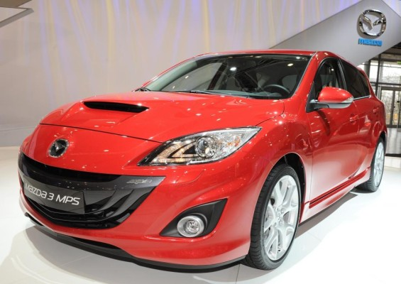 AMI 2009: Neuauflage des Mazda 3