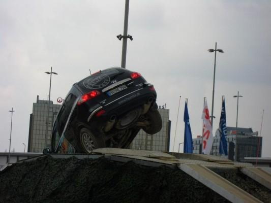 AMI 2009 – Sicherheit, Parken und Abenteuer auf dem Freibereich