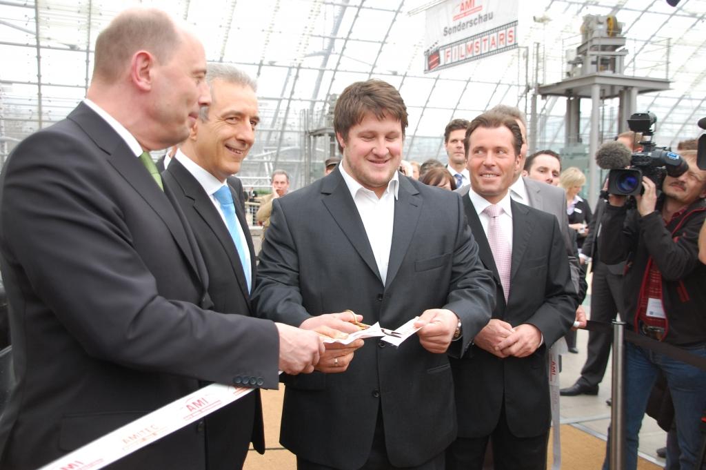 AMI Leipzig 2009 – Die Pforten sind geöffnet