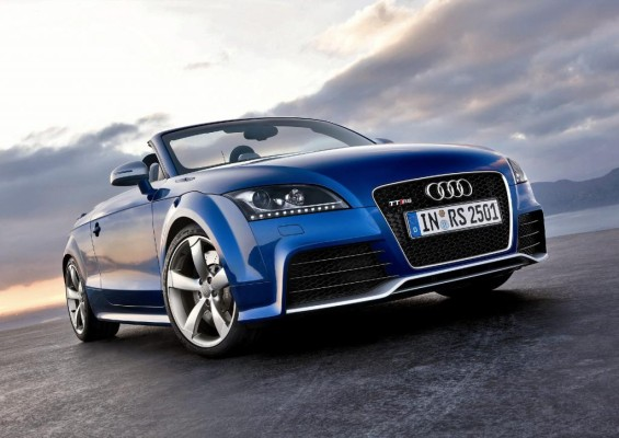 AMI: Premiere für Audi TT RS Roadster