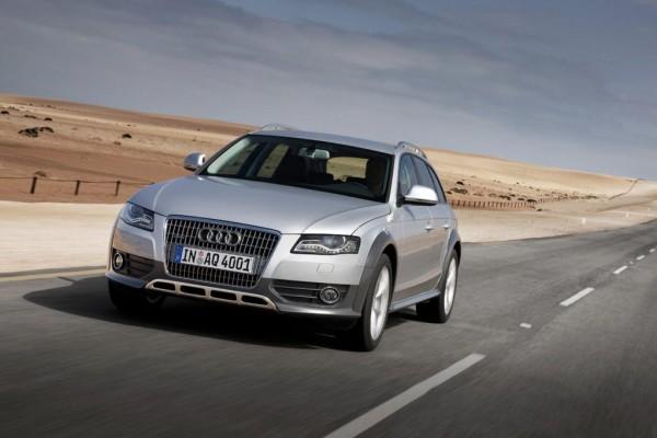 Audi A4 Allroad Quattro: Mittelklasse-Kombi im Offroad-Outfit