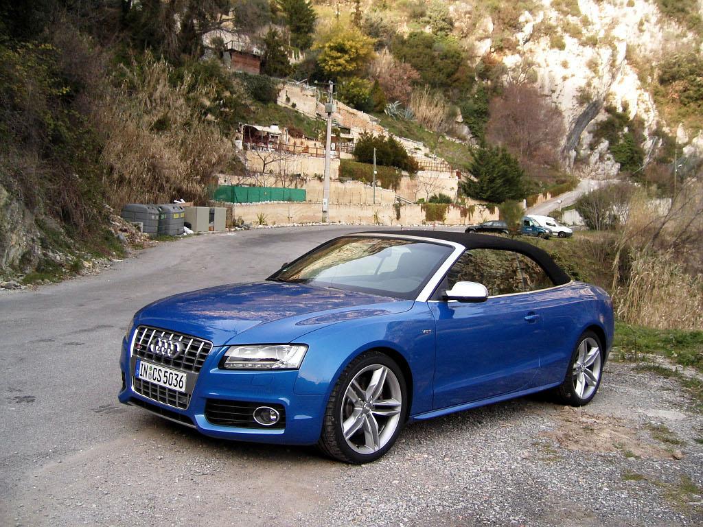 Audi A5/S5 Cabriolet: Striptease in 15 Sekunden