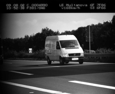 AvD: Hohe Fehlerquote bei Geschwindigkeitsmessungen