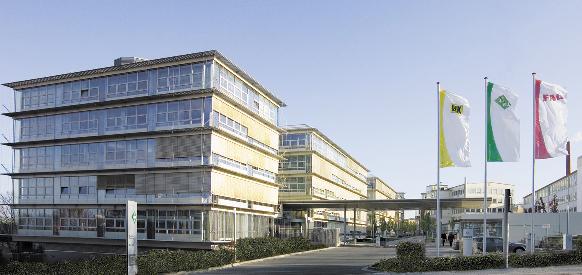 Banken verschaffen Schaeffler-Gruppe mehr Zeit für Sanierungsplan