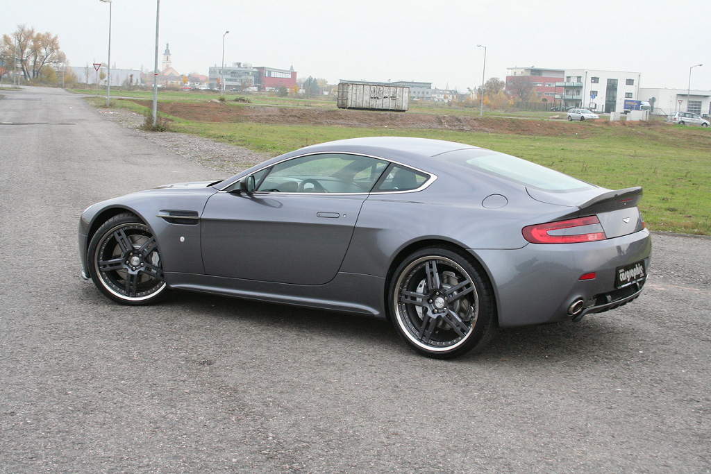 Cargraphic Veredelt Aston Martin V8 Vantage 420 Magazin