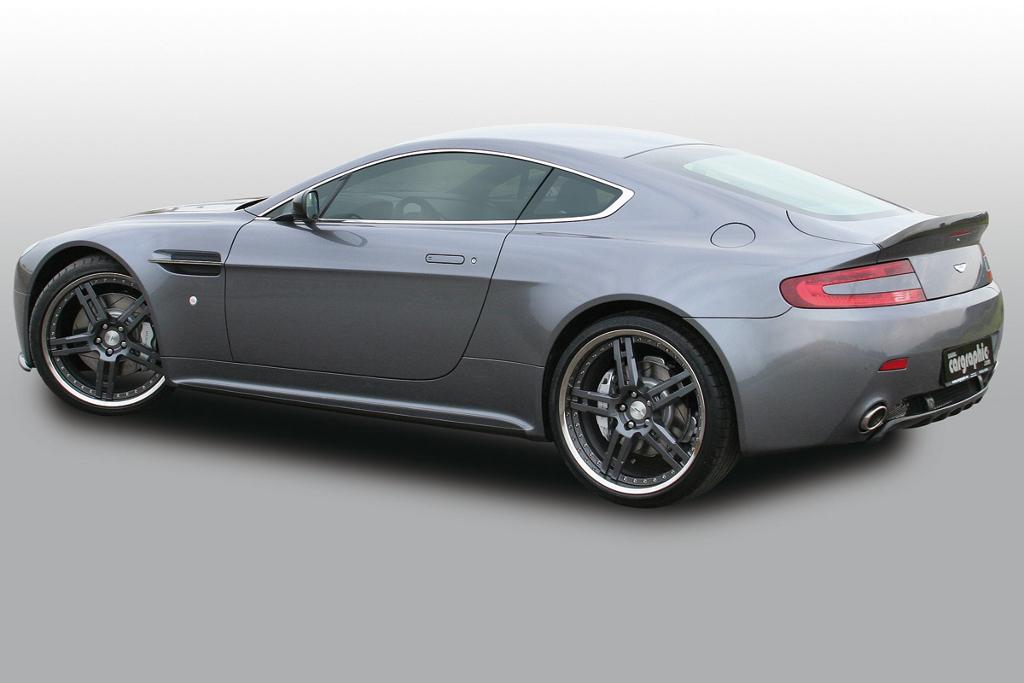 Cargraphic veredelt Aston Martin V8 Vantage 420