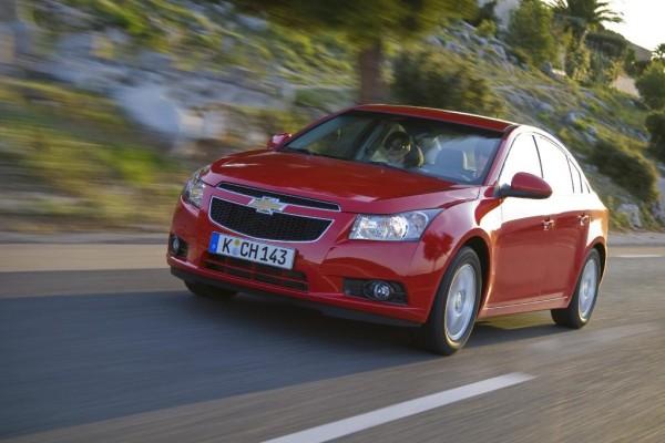 Chevrolet Cruze ab 14 990 Euro