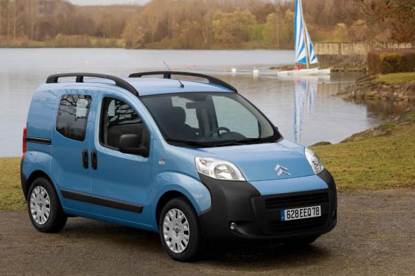 Citroën bietet den Nemo jetzt auch als Kombi an