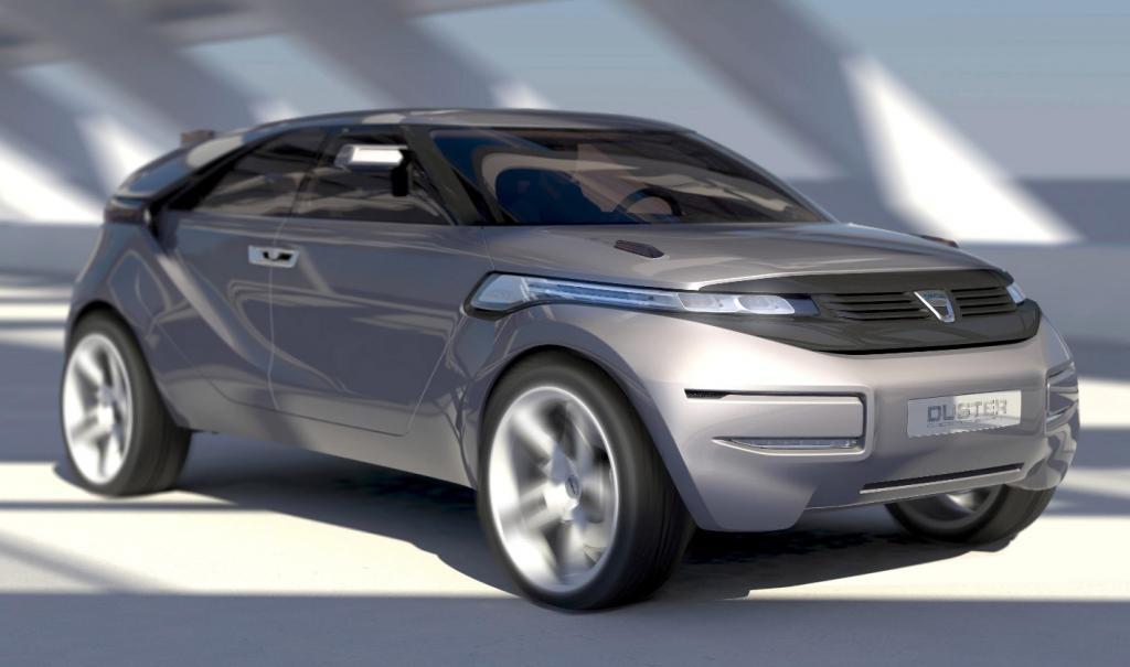 Dacia - Duster - Bild
