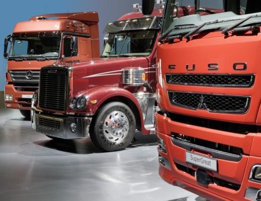 Daimler Trucks steigerte 2008 Absatz und Umsatz