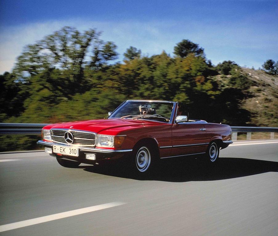 Daimler etabliert das Youngtimer-Geschäft