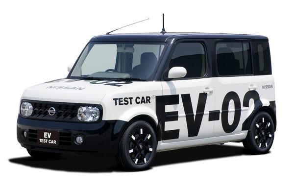 Erste Nissan-Elektroautos bereits 2010 möglich
