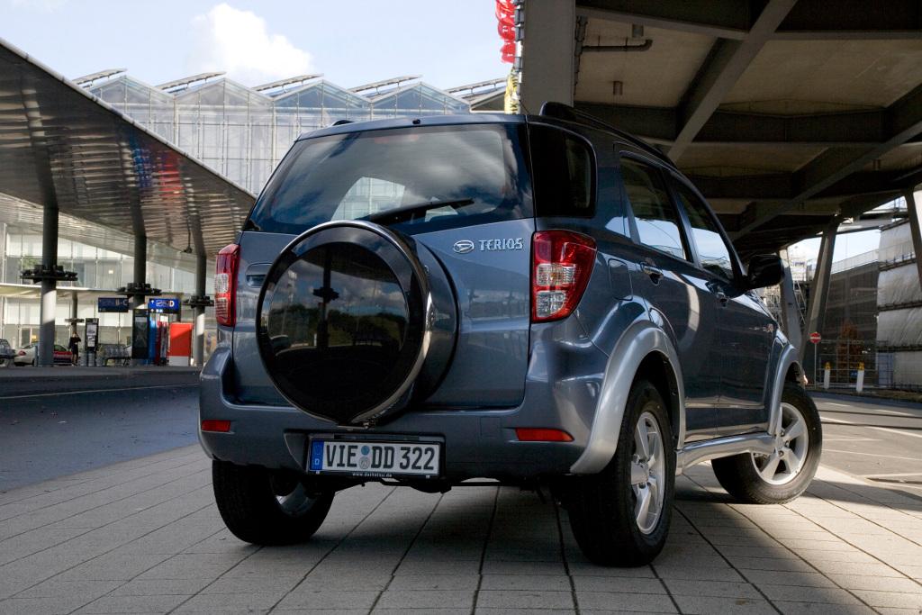 Fahrbericht Daihatsu Terios 1.5 Top S: Kleiner Allrader für den Alltag