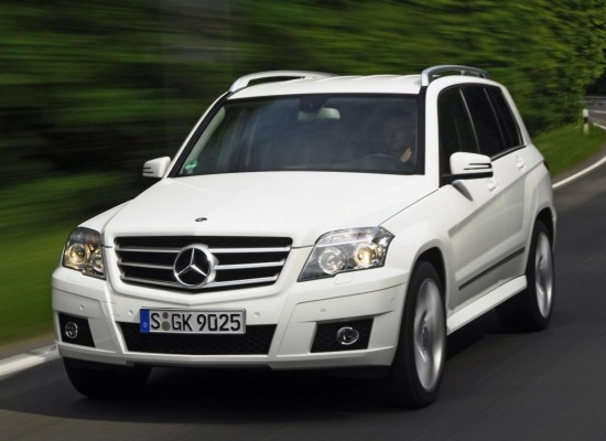 Fahrbericht Mercedes-Benz GLK 350 4Matic: Adel verpflichtet